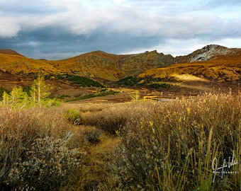Colorado Rocky Mountain Scenery
