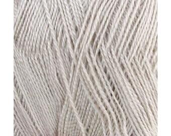 Soft Bamboo Tencel Fine Yarn - 4/08 Skeins - 21 Beige