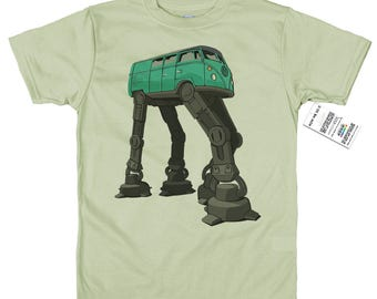 VW Transporter AT-AT T shirt