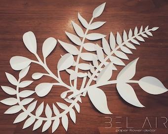 Decorative Foliage Package