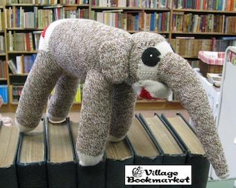 Sock Elephant, Red Heel Socks