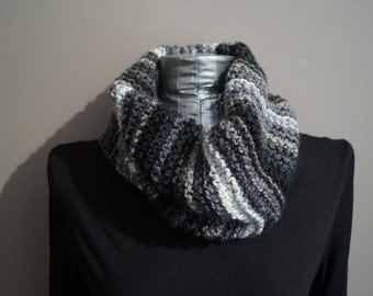 Snood, thick scarf, Choker