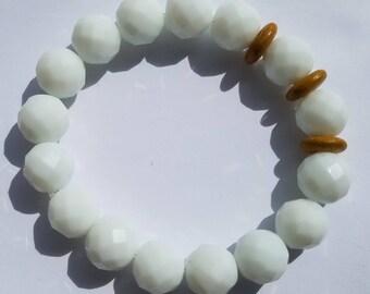 Castaway Glass Bracelet