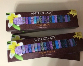 Anthology Story Strips 2.5""