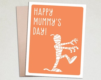 Mothers Day Cards - Cards for mom - Funny cards for mom - Humor cards - Funny Mothers day - Mom Birthday - Mummy's Day