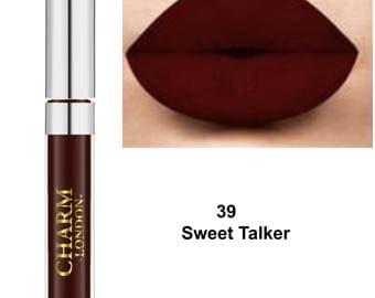 Charm London Waterproof Matte Liquid Lipstick