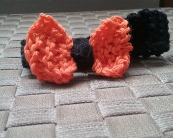 Infant bow headband
