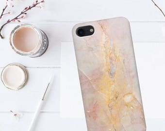 Rose marble case iPhone SE case iPhone 7 case marble case iPhone 5s case iPhone 8 case marble case iPhone 7 Plus case iPhone 6 Plus case