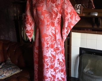 Reproduction 1940s Hawaiian Pake Muu