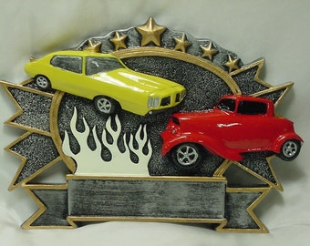 Classic Car Show Resin Award