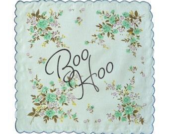 Boohoo Handkerchief