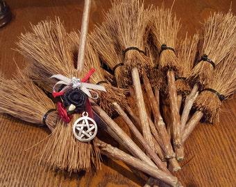 Mini Besom Broom