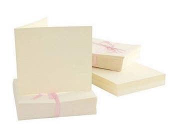Cards invitation cards + envelopes wedding birthday cream