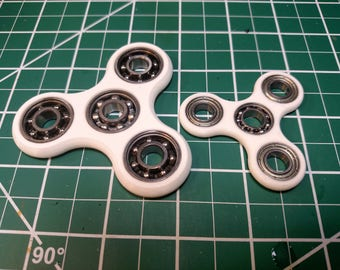Mini Fidget Spinner - Convenience sized EDC Spinner - Perfect for kids or small hands as well!