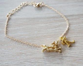 Leo Constellation, bracelet lion, Zodiac, Constellation Bracelet Birthday Gift Zodiac Jewelry bracelet gold