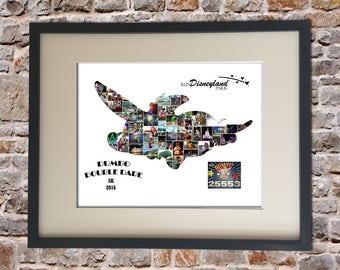 Dumbo Digital Collage