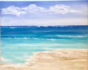 Beach Original Painting