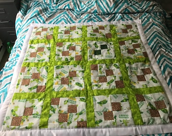 Green Giant (TM) quilt