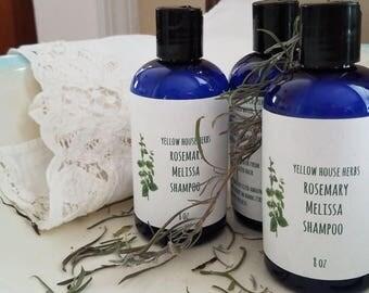 Rosemary Melissa Shampoo