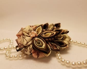 Large French Barrette