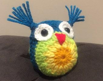 Oscar The Owl Bauble