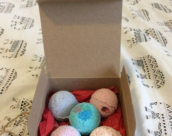 Mini Bath bombs 3