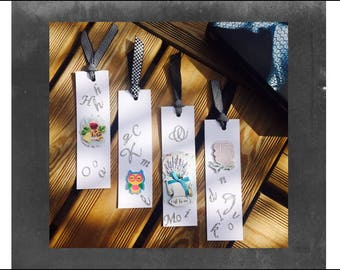 Bookmark, gift for women, bookmark, mothers day, bookmarkers