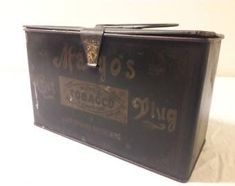 1920's Mayo's Tobacco Tin