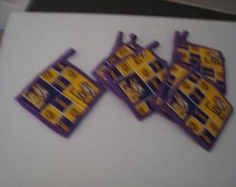 LSU Pot Holders
