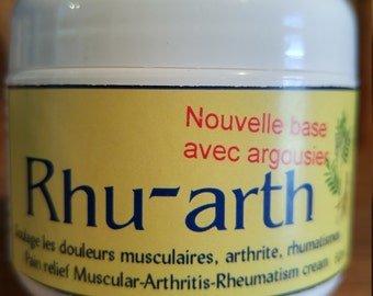RHU-arth cream to relieve muscle pain, arthritis...
