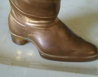 Bronze Boot, tooth picks maybe ?