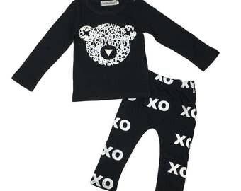 Koala 2 Piece Outfit Set