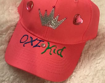OXI Kid Girls Cap