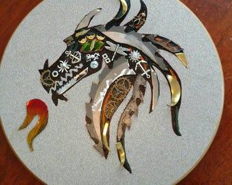 Sawblade Art