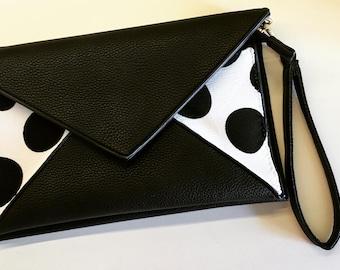 Handbag a pois