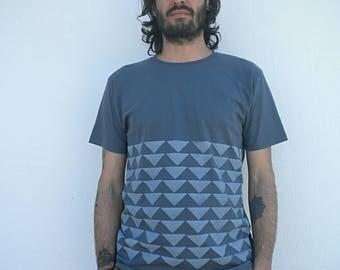 100% bio cotton handmade design Tshirt for man
