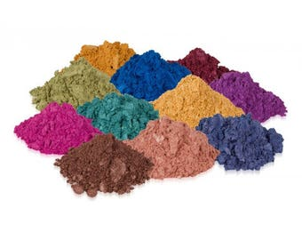 Mica pigment powder for soaps candles and crafts
