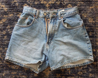 lucky brand high-waist shorts