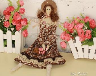 Dolls, Tilda doll, Handmade doll, Cloth doll, Decor doll, Rag doll, Collectable doll, Art doll, Home decor doll, Gift doll, Soft doll, Toys.