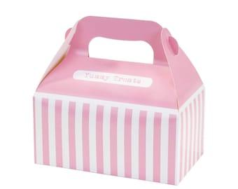 Mix & Match Pink Treat Boxes