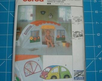 Burda Children's Play Tent