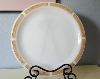 Vintage Anchor Hocking charger plate