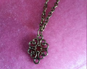 Monster high doll necklace