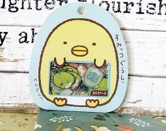 Discontinued Sumikko gurashi Pengin Stickers, Sticker Sack, Kawaii, Kawaii Stickers, Tonkatsu
