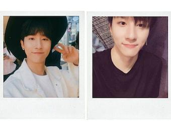 MONSTA X I.M Boyfriend Material Polaroids