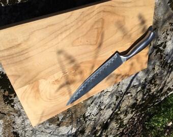 Beautiful maple cutting board