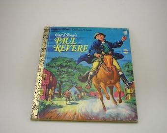 Little Golden Book, Paul Revere