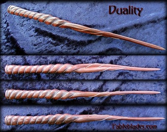 Duality - Wand in Eucalypt