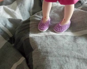 Crochet Littlefee shoes