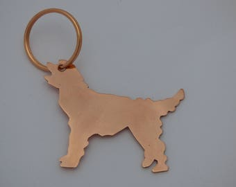 labradoodle key ring,labradoodle key fob,labradoodle,dog key rings,dog gifts,pet tag,copper labradoodle,animals,dogs